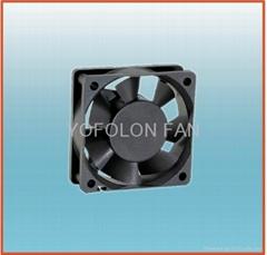 60x60x20mm 12V DC Brushless Fan
