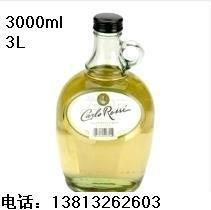 3000ml加州红酒瓶