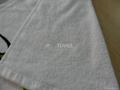 100%全棉单面割绒活性印花沙滩巾 5