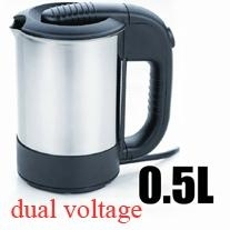 travel kettle with dual voltage