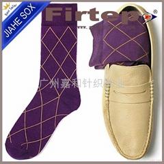 純棉男襪子