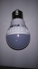 LED球泡3w