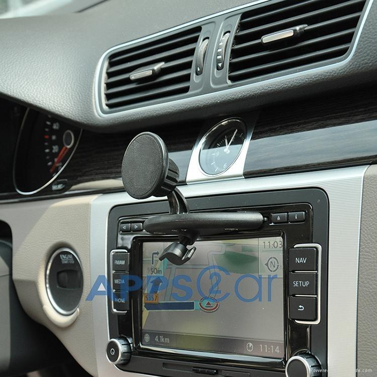 Universal car cd slot mount holder for cell phone 7