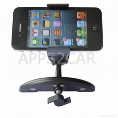 Universal Car Air Vent CD Slot Mount For MobilePhone SmartPhone MP4 MP3 GPS