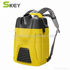 SKEY 12L Portable Lightweight Backpack Vacuum Cleaner