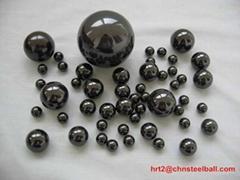 ceramic balls (black)