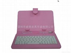 鍵盤平板電腦皮套