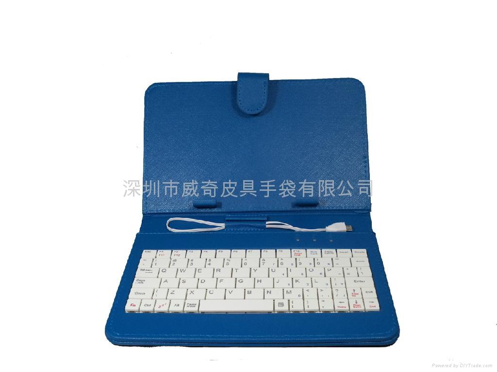 平板电脑键盘皮套 1
