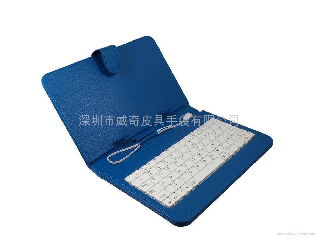 平板电脑键盘皮套 2