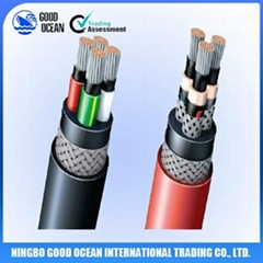 Naval Ship electric cable wire price XLPE insulation