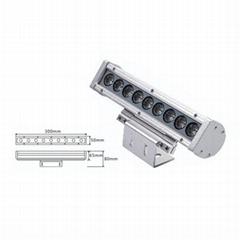 24vdc 3in1 Epistar rgb led dmx led wall washer light 9W led wall washer led ou