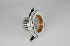 3WLED陶瓷面板射灯