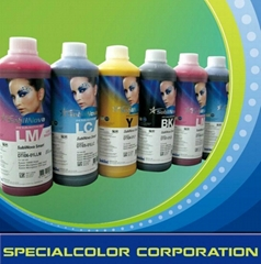 Inktec Digital Textile Ink for direct and dye sublimation printing