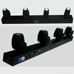 4-Head LED Spot Bar 4x10W