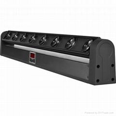 8-Head LED Beam Bar 8x10W (4IN1)