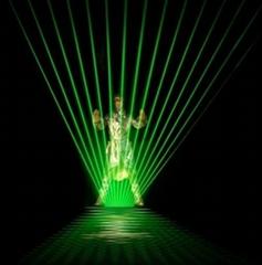 激光舞表演系统