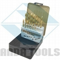 HSS Twist Drill Bit Sets