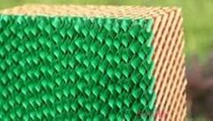 單面綠色濕帘紙