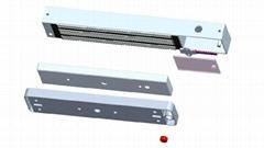 Magnetic Lock with Inbuilt Door Sensor & LED & Sign