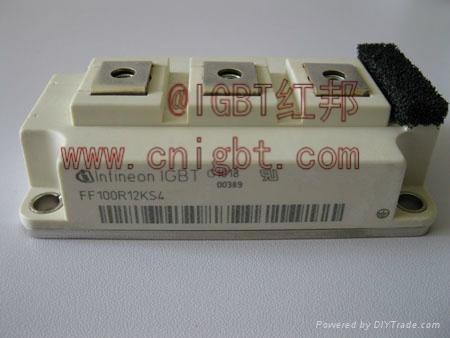 FF100R12KS4進口德國英飛凌IGBT模塊! 1
