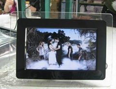"12""USB digital picture frame digital display mutli-function"