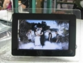 "10""electronic picture frame 1024*600"
