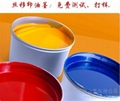 橡胶手感漆表面油墨