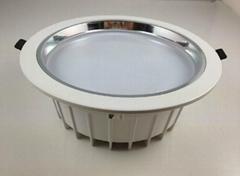 LED Downlight ,,AL+PMMA,21W/24W led ceiling lamp