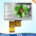 4.3 inch TFT LCD module lighting control touch panel 1