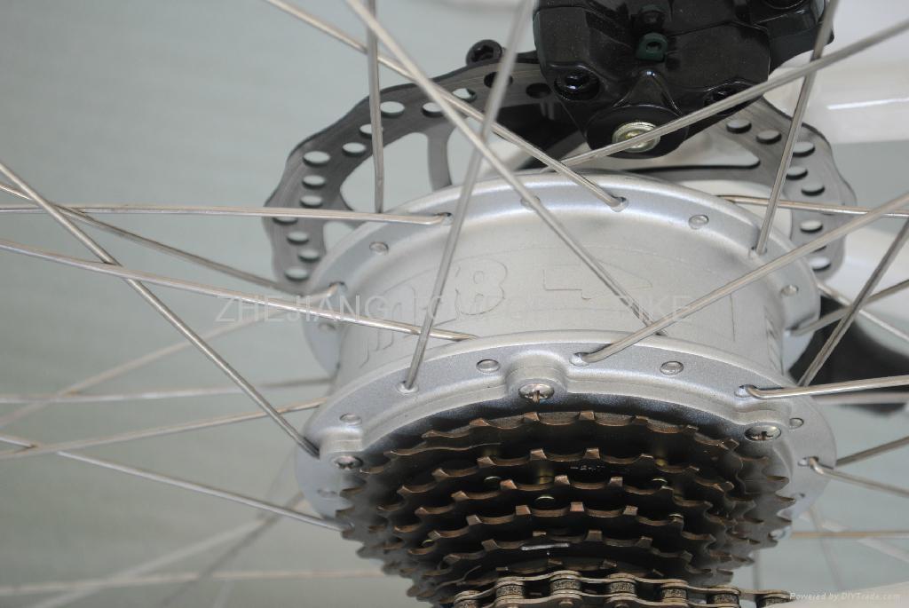 Electric Man Bike CF-TDE01Z 2