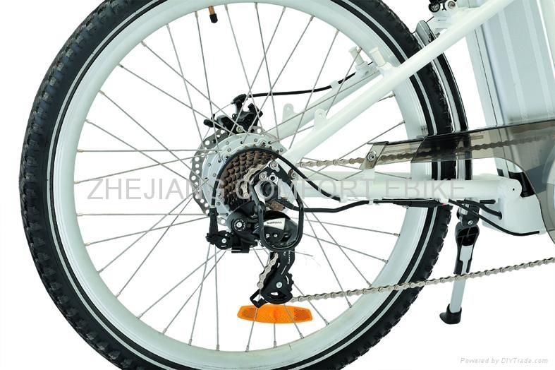 Electric Man Bike CF-TDE01Z 3