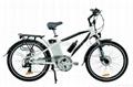"""26"""" electric mountain bike CF-TDE03Z 2"""