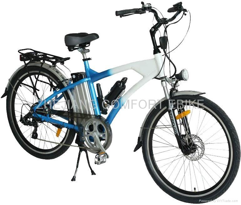 Electric Man Bike CF-TDE01Z 4