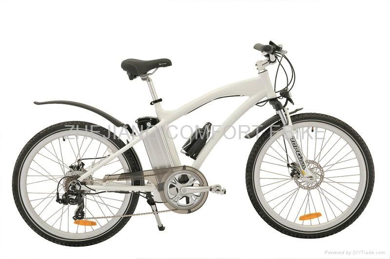 electric mountain bike CF-TDE01Z 1