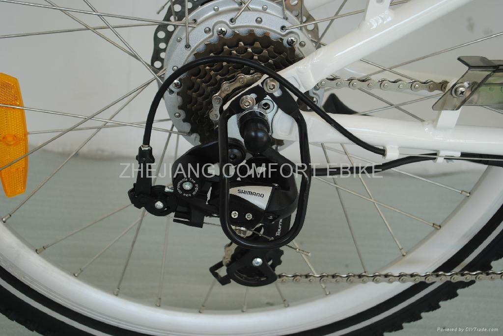 electric mountain bike CF-TDE01Z 3