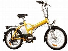 ELECTRIC FOLDING BIKE CF-TDN01Z