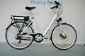 "28"" ELECTRIC CITY BIKE CF-TDB01Z"
