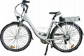 "28"" ELECTRIC CITY BIKE CF-TDB01Z 4"