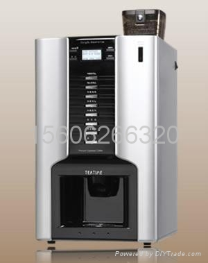东具全自动磨豆咖啡机 1