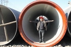 Ductile iron pipes & fittings - GUANGHUA BRAND