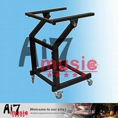 "Ai7music 19""Equipment Rack& Sound box stand&DJ Laptop stand&Sound card stand"