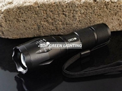 Ultrafire CREE XML R5 T6 LED Flashlight Zoomable Lanterna LED R5 T6 LED Torch