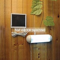 Split Style Solar LED Shed Lamp Outdoor Corridor Light Solar LED Emergency Lamp