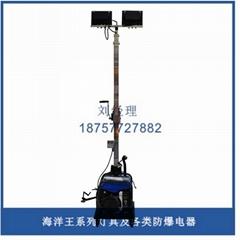 飞燕防爆海洋王SFW6120轻型升降泛光灯