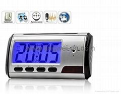 Top selling! real built-in 8GB Waterproof Watch mini camera Clock DVR
