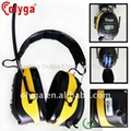Digital Electronic Hear Protector With FM/AM Radio 1