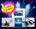 H4-2 xenon/halogen light kits