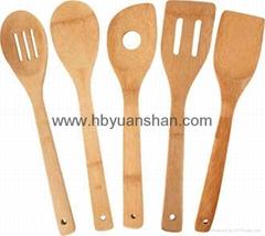竹廚房用具