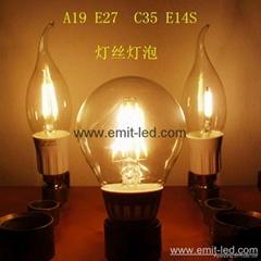 2014 New LED Filament Bulb hot sale