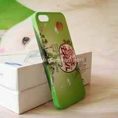 定制iPhone5,iPhone5s手机壳,OEM图案